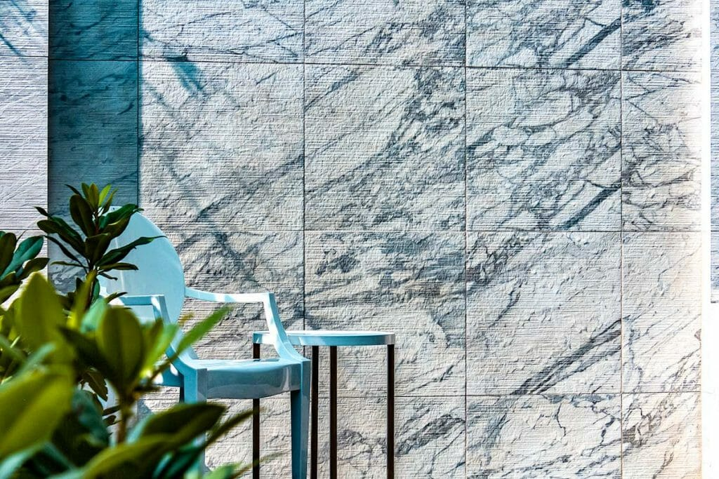 Marble Garden Project by M.E. Contracting; Toronto's Best Landscape Design Company.