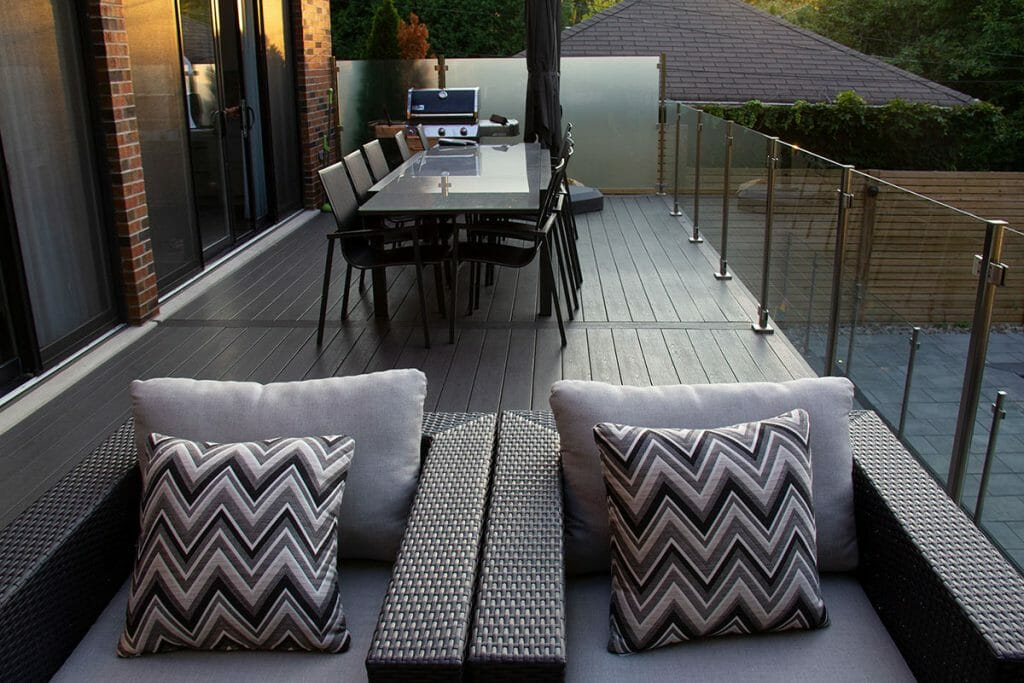 PVC Decking By The Toronto Landscaping Company copy