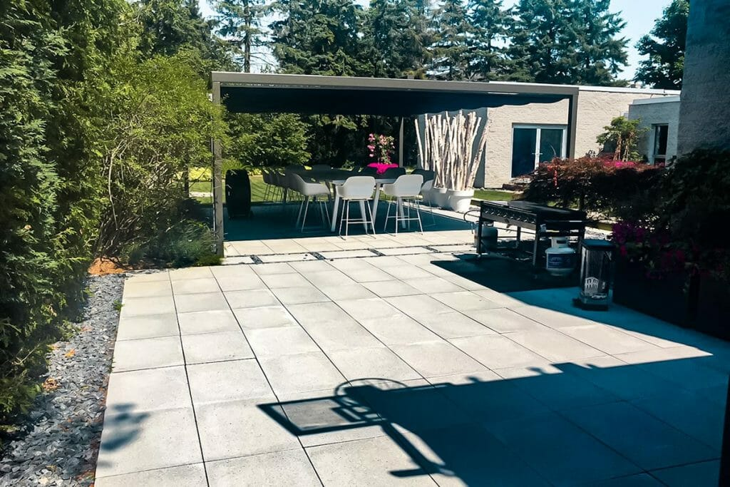 Patio Design; Featuring Pergola by Toronto Landscaping Company