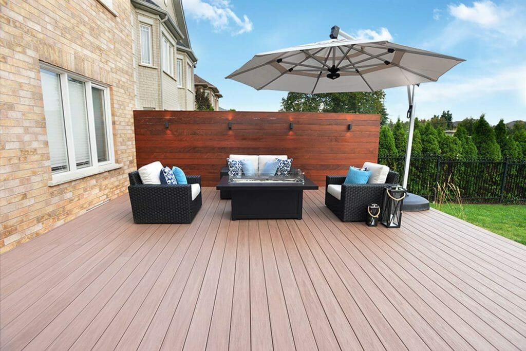Toronto TimberTech Decking Project by Toronto Landscaping Contractors; Featuring TimberTech Decking & Woodworking.