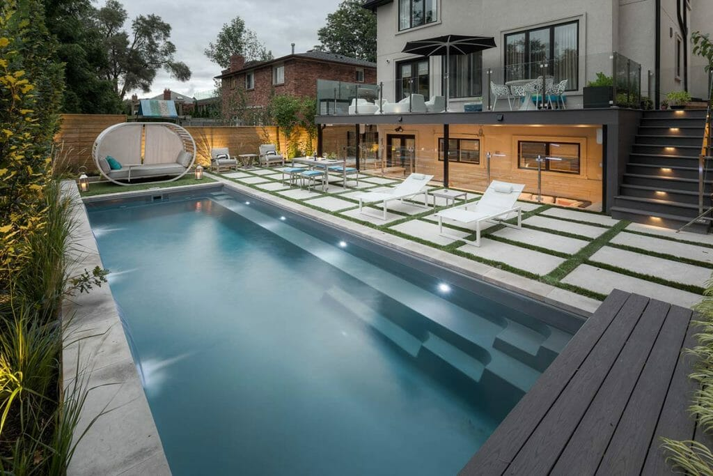 Toronto Landscaping Company - Joicey Blvd Project
