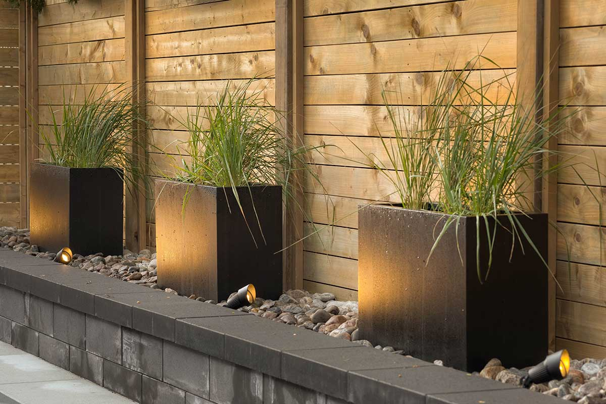 Toronto Landscaping Design And Build by M.E. Contracting.