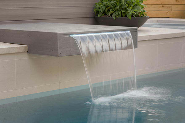Concrete Pools & Water Features - Toronto Landscaping & Design.